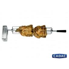 Cadac rotisserie otáčecí špíz ke grilu se 3 hořáky