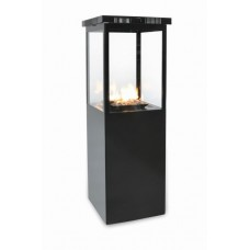 Terasové ohniště Marino černé