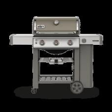 Weber Genesis II E-310 GBS Smoke Grey (kouřově šedý)