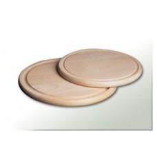 Talíř dřevěný průměr 28 cm