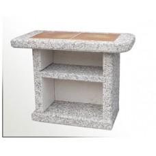 Stolek boční betonový VARIANT